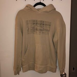 "H&M Divided- ""Lost in Manhattan"" Hoodie"